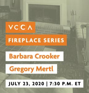 Barbara Crooker and Gregory Mertl July 23, 2020, 7:30 p.m. ET