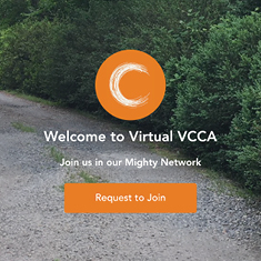 Text: Request to Join Virtual VCCA