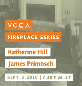 Katherine Hill and James Primosch Sept. 3 2020 at 7:30 p.m. ET