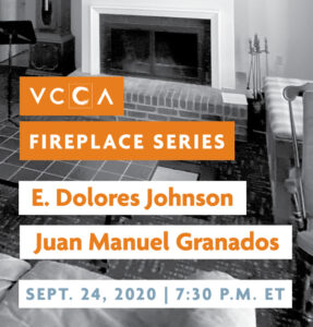 E. Dolores Johnson and Juan Manuel Granados, Sept. 24, 7:30 p.m. ET