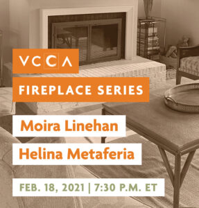 Moira Linehan and Helina Metaferia, Feb. 18, 7:30 p.m. ET