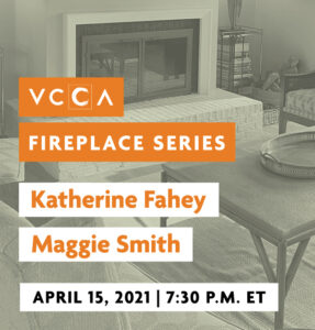 Katherine Fahey and Maggie Smith, April 15, 2021, 7:30 p.m. ET