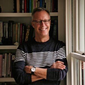 Steven Petrow's author headshot